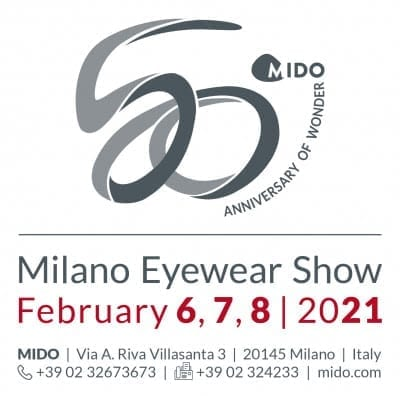MIDO 50th Edition Postponed to 2021