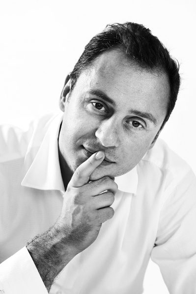 Love For Perfume, Food And Art: Jean-Christophe Herault