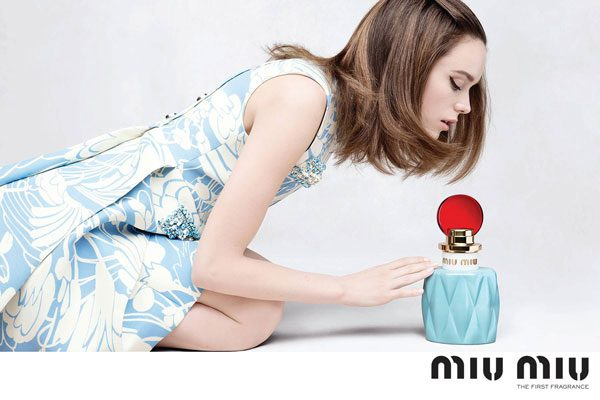 Feminine, Free And Rebellious: Miu Miu L'Eau Bleue!