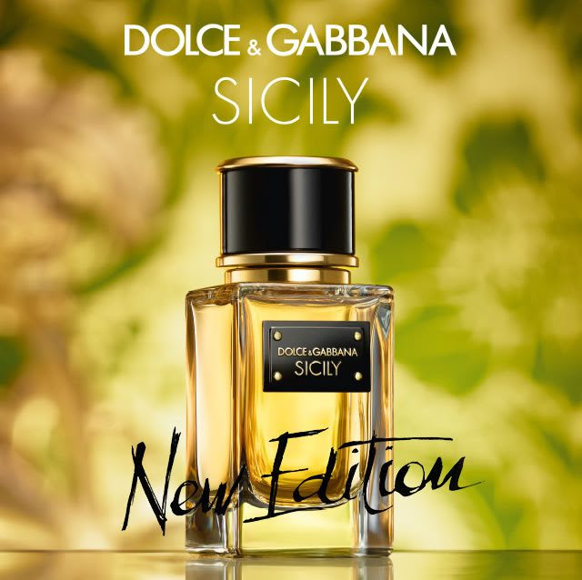 The Perfume Of Passion – Sicily By Dolce&Gabbana