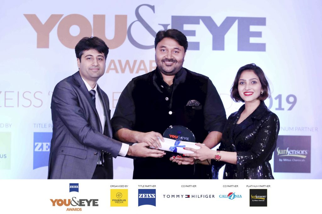 Winners for Excellence In Clinical Support- Boutique Store (Metros) : Classic Vision