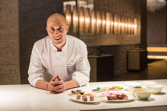 Chef Ali Ronay – Blending The Old With The New
