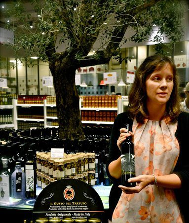 How To Select An Olive Oil – The Eataly Way