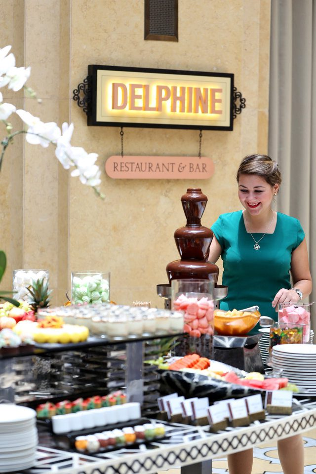 Delphine Hollywood Brunch To Become More Hedonistic For Food Lovers